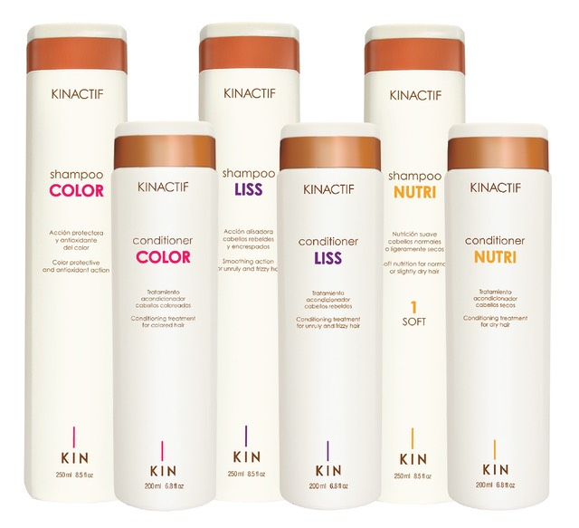 KINACTIF HAIRCARE BY KIN NORTH AMERICA