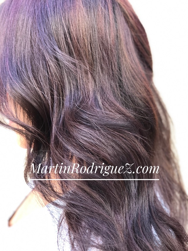 Brunette hair color for fall