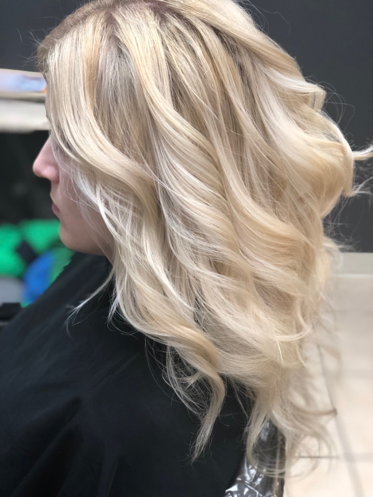 Balayage hair color by MartinRodriguez