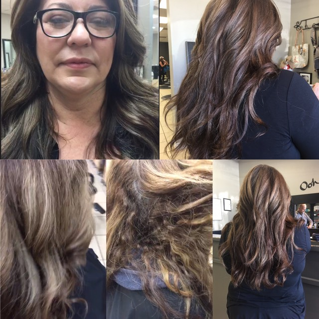 Hair color correction by martin rodriguez 2-23-2017