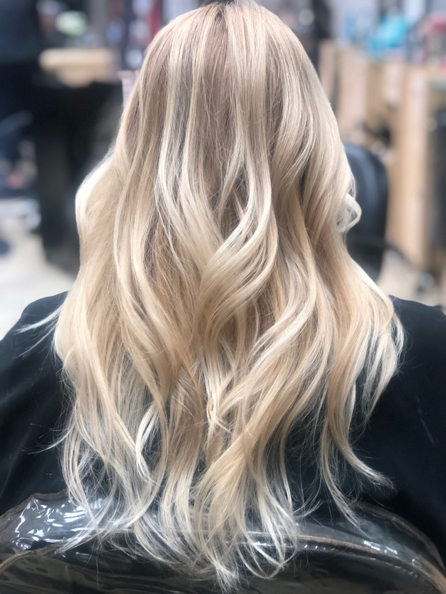 BALAYAGE HAIR COLOR 2019