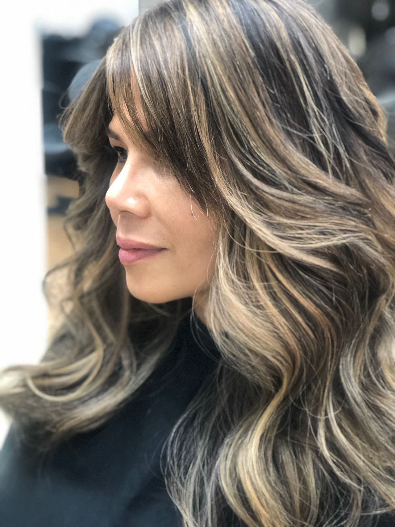 Best Hair Colors For Brunettes Balayage No Brassy Tones