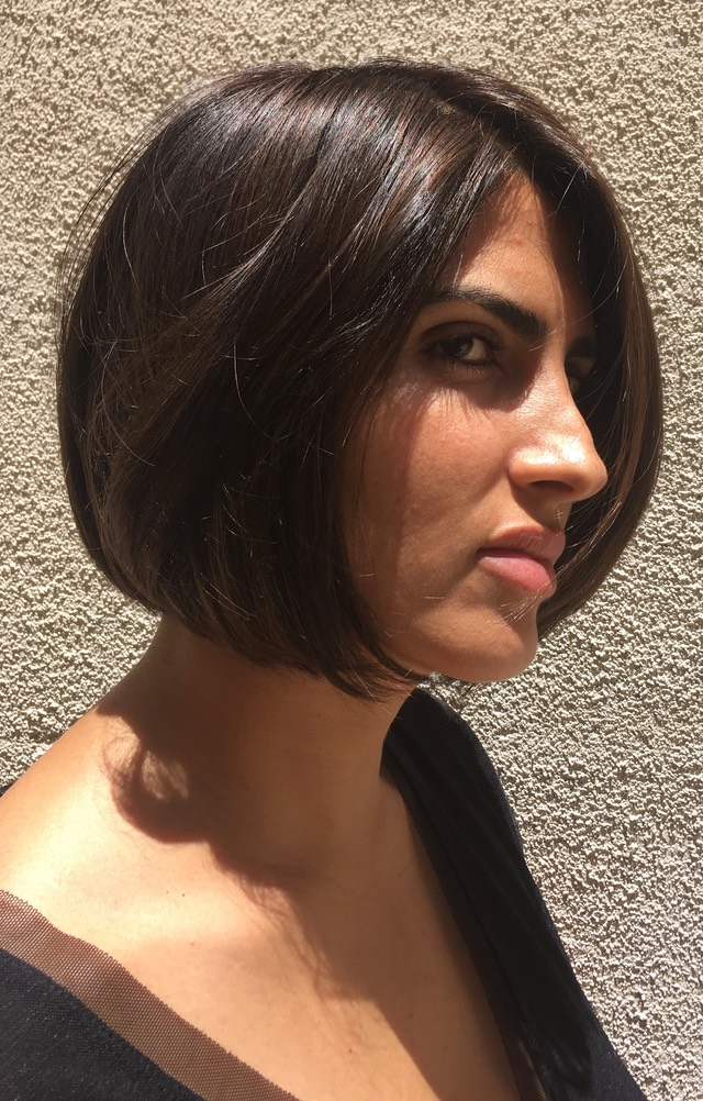Bob hair cuts for women by Martin rodriguez